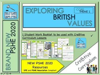 PSHE Student WorkBooklet