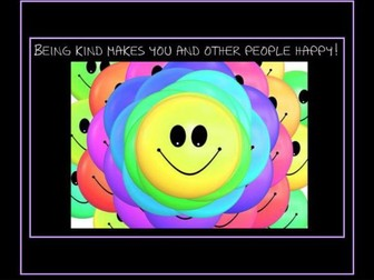 Kindness Poster - Ideal for Random Acts of Kindness Day / Anti-Bullying Week
