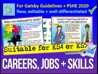 Careers - Gatsby Benchmarks