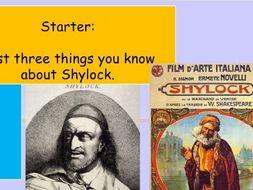 shylock analysis