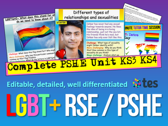Complete LGBT+ RSE