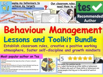 Back to School - Behaviour Management