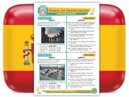 Religión - Spanish Speaking Activity