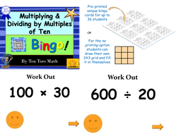 Multiplying-and-Dividing-by-Multiples-of-Ten-Bingo.pptx