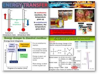 AQA - Energy Changes