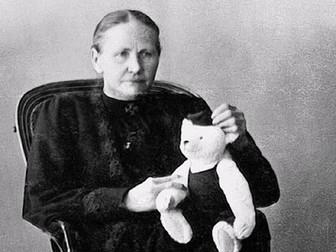 Bears - Margarete Steiff and Teddy Bears