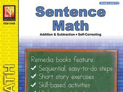 Sentence Math