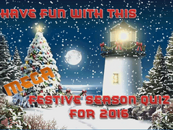 The Mega Festive Season Quiz for 2016 with all answer supplied