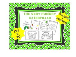The Very Hungry Caterpillar English Plan and Resources