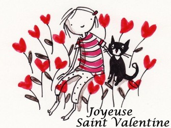 FRENCH ~ ST VALENTINE ~ BUNDLE