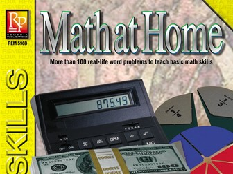 Math at Home: Practical Practice Math