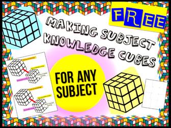 Revision Cubes