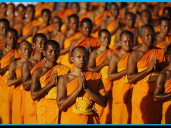 New AQA GCSE RE - Buddhist beliefs – Theravada Buddhism UPDATED