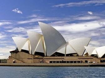 The Sydney Opera House 2020