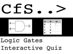 Logic Gates Quiz