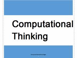 Computational Thinking - Formative Asessment - Diploma Program