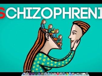 AQA Schizophrenia option