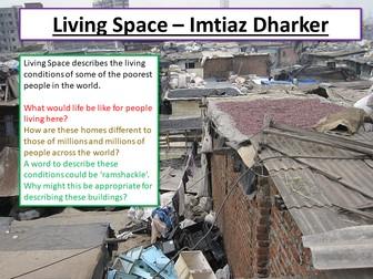 Living Space Imtiaz Dharker