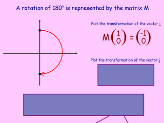 Matrices - Addition, Subtraction and Multiplying and transformations