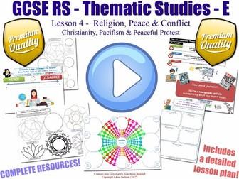 Responses to Crime & Capital Punishment  [GCSE RS - Religion, Crime & Punishment - L4/10] Theme E