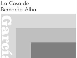 La Casa de Bernarda Alba: Parallel text