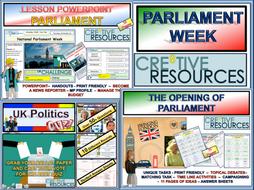 Parliament + Politics + UK