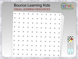 Graph paper - dots