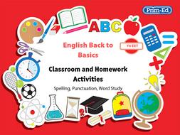 ENGLISH BACK TO BASICS: YR6 EXT EBOOK