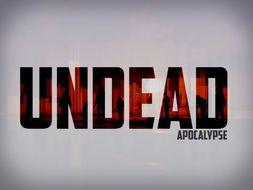 Undead Zombie Poster - Photoshop Lesson