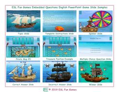 Embedded-Questions-Treasure-Hunt-Interactive-English-PowerPoint-Game.pptx