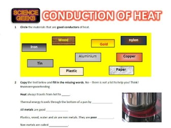 HEAT TRANSFER - CONDUCTION