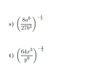 Indices worksheet no 2 (with solutions)