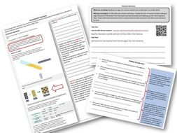 Using Revision Resources - Chemical Reactions
