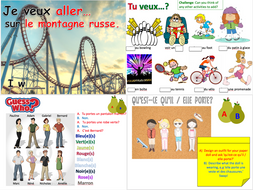 Expo 2 Module 3 (Invitations, excuses, clothes, shopping, comparatives, superlatives)- complete topic - differentiated lessons with worksheets, homework and assessments