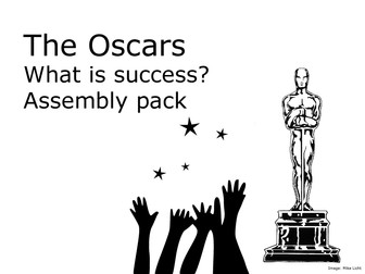 What is success? Oscars assembly 2017