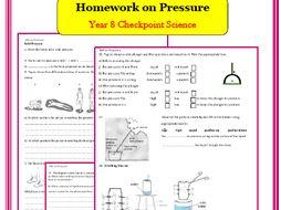 Science homework help year 8