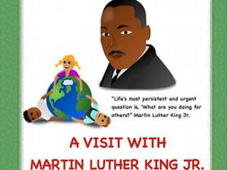 Martin Luther King: A Biographical Play(Reader's Theater Script)
