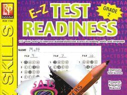 E-Z Test Readiness (Gr. 2)