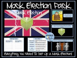 Mock Election Pack