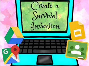 Create a Survival Invention STEAM