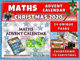 Advent Calendar Maths