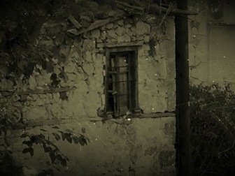 Year 5/6 Spooky Reading Comprehension - The House with One Window