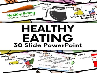 Healthy Eating PowerPoint