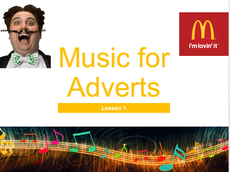Music for Adverts SoW