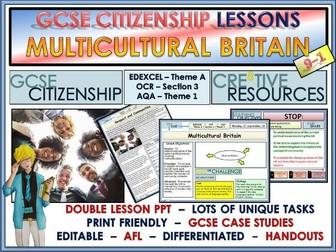Multicultural Britain - Citizenship