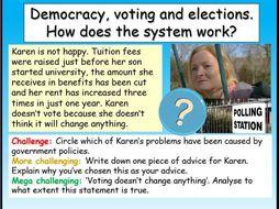 General Election 2019 + Democracy