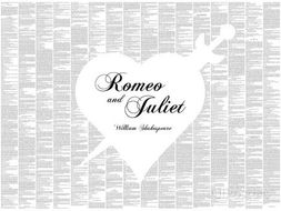 Romeo and Juliet revision package