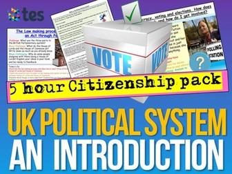 Politics + UK Government