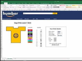 Data validation & conditional formatting lesson