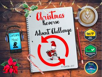 Christmas - Reverse Advent Challenge